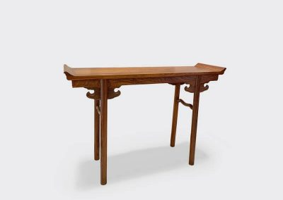 A fine Huanghuali rectangular table