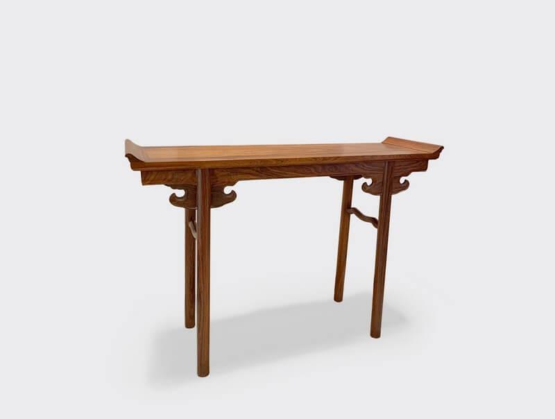A fine Huanghuali rectangular table